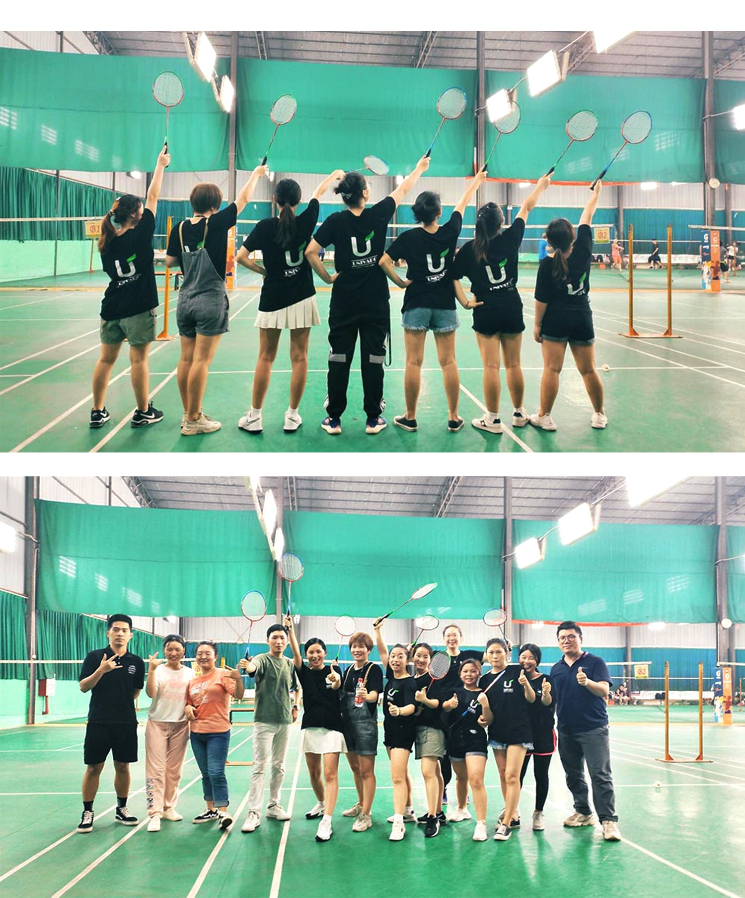 Badminton Tour in Summer 2020 - Cool and Sweaty
